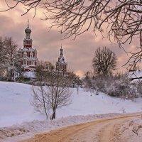 Усадьба СОФРИНО (Сафарино),Смоленская церковь. :: ALISA LISA