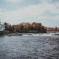 Приток Белого моря :: Ольга Нежикова