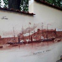 Навагинский форт :: Tata Wolf