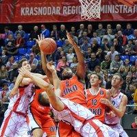 Битва за мяч :: Андрей Майоров