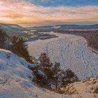 Сибирские просторы :: Анатолий Иргл