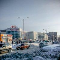 Зимний город :: Вячеслав Баширов