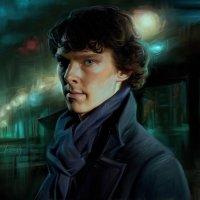 Benedict Cumberbatch _ in  Sherlock fixed :: Time Trouble
