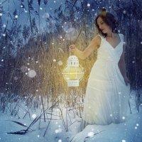 Свет в темном царстве :: Елена Мордасова