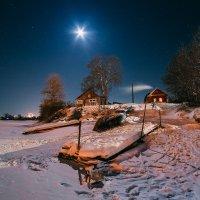 Ночь перед Рождеством :: Татьяна Афиногенова