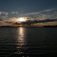 Закат на Баденском озере :: Kapris VS