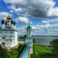 Вид с башни :: Ирина Крохмаль