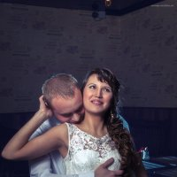 Вика и Андрей :: Роман Маркин