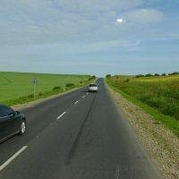 Эх , дороги .......... :: Андрей  Васильевич Коляскин
