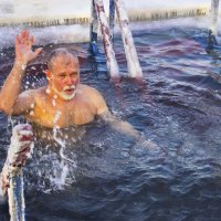 С Крещением Господним! :: Альмира Юсупова