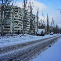 Анизотропное шоссе :: Владимир Насыпаный
