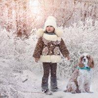 Зимние прогулочки... :: Райская птица Бородина