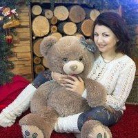 Всем прекрасного и счастливого года! )) :: Райская птица Бородина