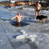 Крещение :: Сергей Порфирьев
