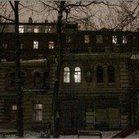 Вот опять окно... :: galina bronnikova