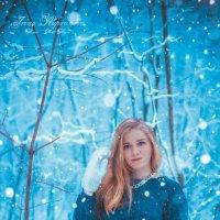 Девушка в волшебном лесу :: Ирина