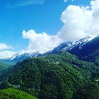 Красная поляна :: Анастасия