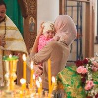 Крещение :: Anna Gubina