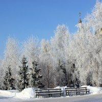 Зима в городе :: раиса Орловская