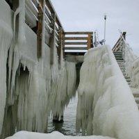 Ледяная сказка на Балтике. :: Elena N