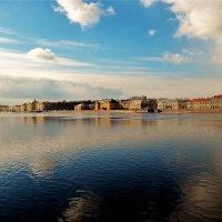 Над вольной Невой... :: Sergey Gordoff