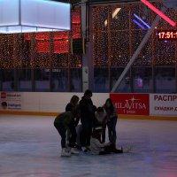 На катке :: Дмитрий Арсеньев