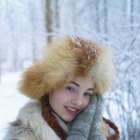 Зимний портрет :: Сергей Кривошеев
