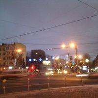 Люберцы ранним зимним утром. :: Ольга Кривых