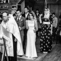 Венчание :: Роман Шершнев