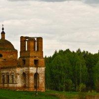 Церковь в деревне Елисеевичи :: Александр Березуцкий (nevant60)