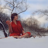 Лана :: Оксана Зимнова