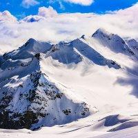 Северный Кавказ. Вид с Эльбруса :: Вячеслав Ложкин