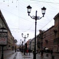 Пешеходная улочка :: Svetlana Lyaxovich