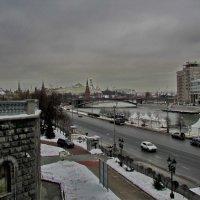 Москва в день Крещения. :: Лара ***