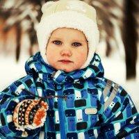 Детские глаза :: Марта Маркова