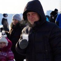 Горячего чаю после купания ! :: Алексей Масалов