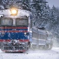 В мороз :: Алексей Румянцев