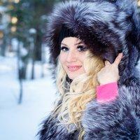 Зима в лесу :: Вячеслав Васильевич Болякин