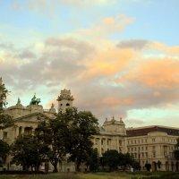 Летний вечер в Будапеште :: Ирина C