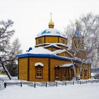 Церковь. :: Александр