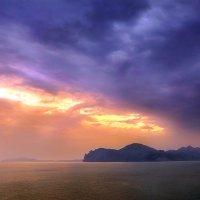 Майский закат... :: Андрей Войцехов
