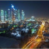 Пресня зима. :: Олег Осипов