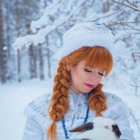 Снегурочка :: Андрей Дорожкин