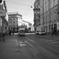 Улица во Львове :: Иван Лазаренко