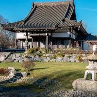 Японский культурный центр в Дюссельдорфе :: Witalij Loewin