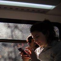 Солнечный автобус :: MVMarina