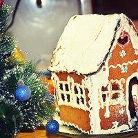 Пряничный домик.. :: Любовь