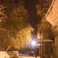 Под пуховым снежным одеялом... :: Дмитрий Костоусов