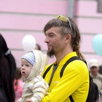 fauno & his baby :: Бармалей ин юэй