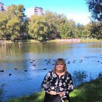 У озера :: Елена Семигина